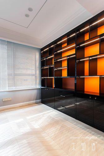 法式风格书房装修效果图