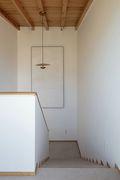 豪华型140平米三室三厅日式风格楼梯间装修图片大全