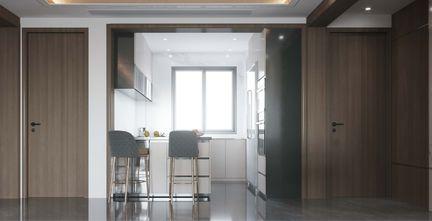 130平米四轻奢风格厨房效果图