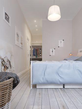 20万以上140平米三室两厅地中海风格卧室图片