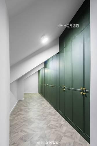 豪华型140平米复式法式风格衣帽间装修案例