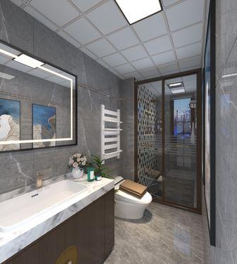 豪华型140平米中式风格卫生间装修图片大全