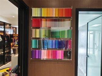 10-15万70平米轻奢风格走廊图片