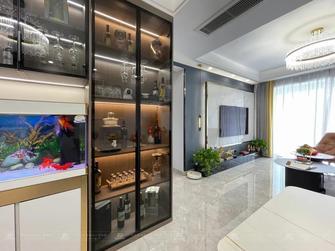 富裕型110平米四室两厅轻奢风格走廊图片