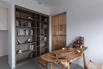 100平米现代简约风格书房图片