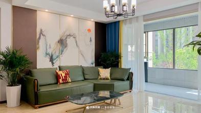 10-15万130平米三室两厅中式风格客厅效果图