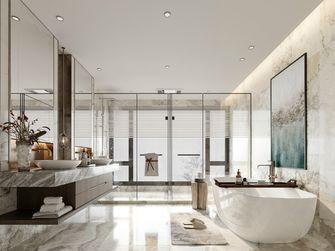豪华型140平米别墅中式风格卫生间装修案例