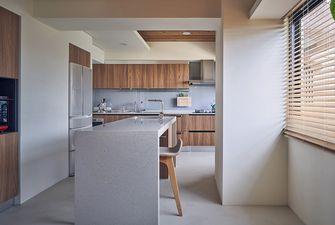 140平米日式风格厨房装修效果图