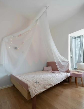 富裕型120平米三室两厅日式风格青少年房装修效果图