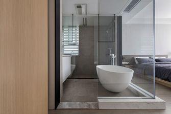 富裕型130平米三室三厅现代简约风格卫生间设计图