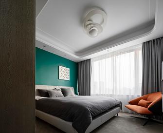 富裕型120平米三室两厅北欧风格卧室装修效果图
