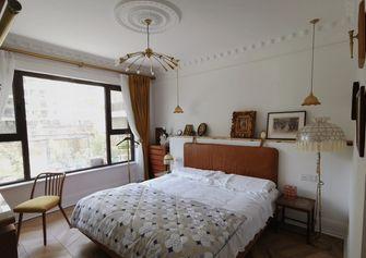 富裕型130平米三室两厅法式风格卧室装修效果图