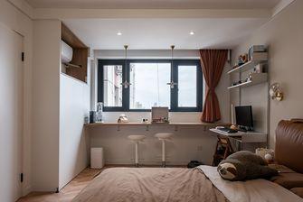5-10万40平米小户型现代简约风格卧室设计图