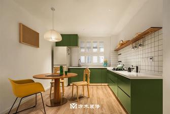 经济型90平米三室两厅公装风格厨房设计图
