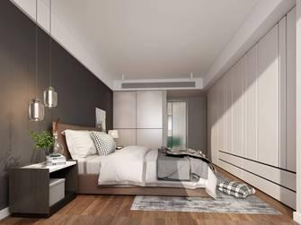 富裕型90平米三新古典风格卧室效果图