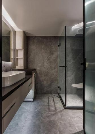 豪华型130平米三室一厅现代简约风格卫生间欣赏图