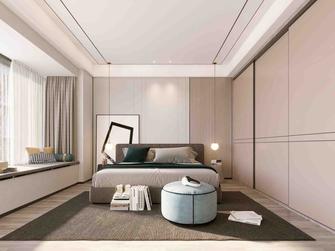 140平米三室四厅现代简约风格卧室图片