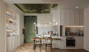 经济型70平米公寓法式风格餐厅效果图