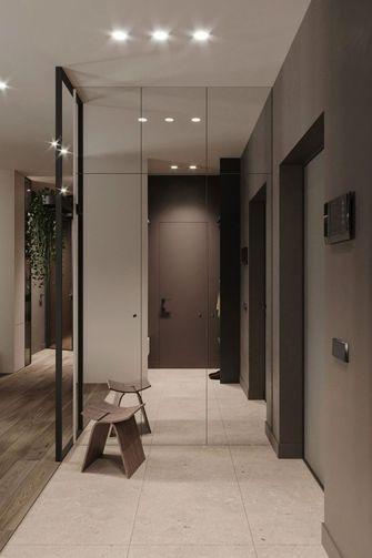 富裕型60平米一居室现代简约风格玄关装修效果图