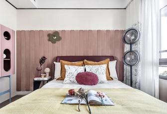 富裕型140平米现代简约风格卧室欣赏图