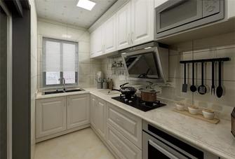 5-10万80平米欧式风格厨房欣赏图