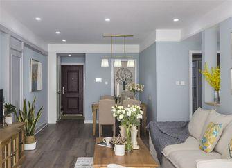 富裕型70平米公寓北欧风格客厅装修图片大全