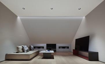 20万以上140平米别墅港式风格阁楼效果图