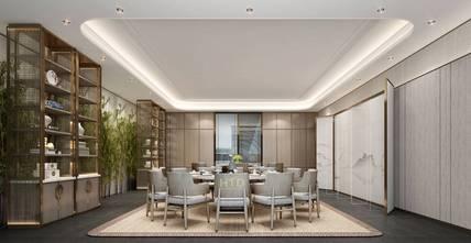 140平米别墅中式风格餐厅图片大全