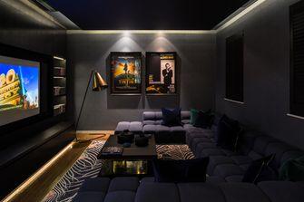 豪华型140平米四新古典风格影音室图
