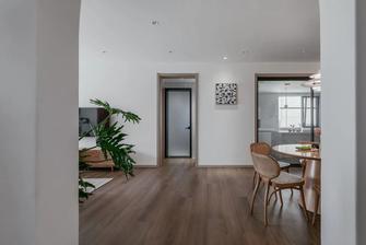 5-10万140平米四室两厅现代简约风格走廊图