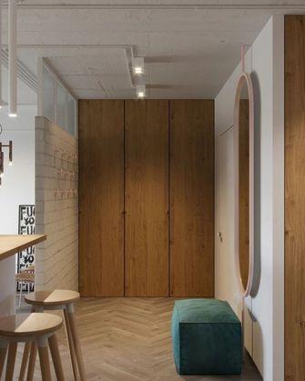 豪华型80平米现代简约风格玄关效果图