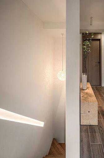 10-15万90平米复式日式风格楼梯间图片大全