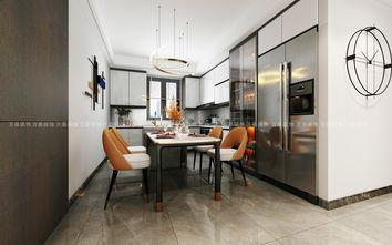 20万以上140平米四室四厅轻奢风格餐厅装修效果图