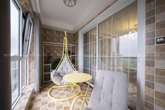 140平米四美式风格阳台装修效果图