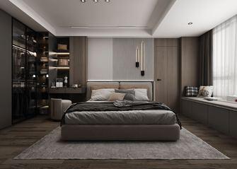 140平米三轻奢风格卧室图