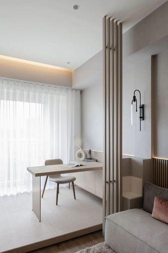 50平米一居室北欧风格阳台装修效果图