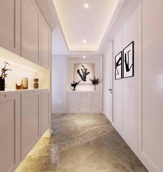 豪华型140平米别墅美式风格玄关图片