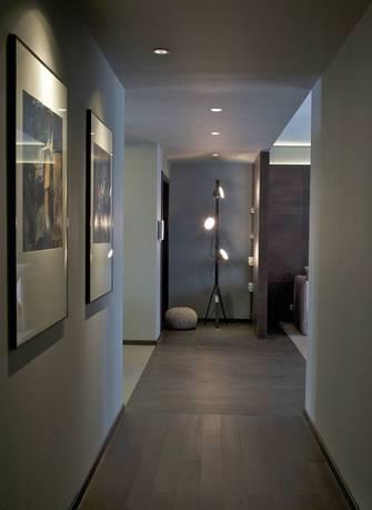 10-15万110平米现代简约风格走廊图片