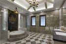20万以上140平米别墅欧式风格卫生间装修图片大全