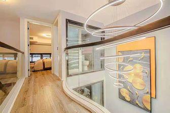 90平米复式现代简约风格阁楼图片大全
