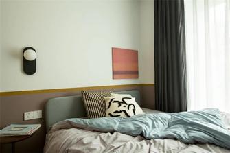 富裕型140平米四室两厅轻奢风格阳光房设计图