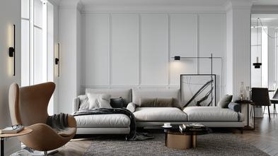 豪华型140平米四室两厅法式风格客厅效果图
