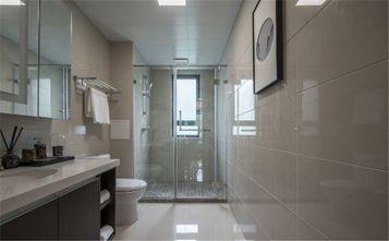 130平米三室两厅中式风格卫生间效果图