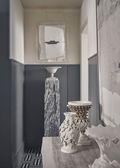 5-10万140平米三室一厅法式风格走廊欣赏图