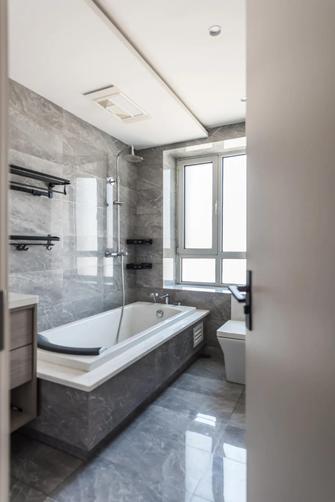 5-10万140平米三室两厅现代简约风格卫生间装修案例