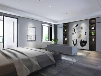 豪华型140平米轻奢风格卧室设计图