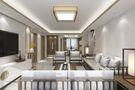 豪华型130平米三日式风格客厅欣赏图