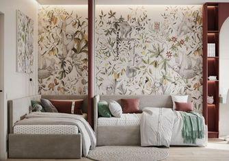 70平米现代简约风格青少年房装修图片大全