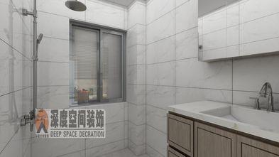 经济型90平米三室两厅现代简约风格卫生间装修图片大全