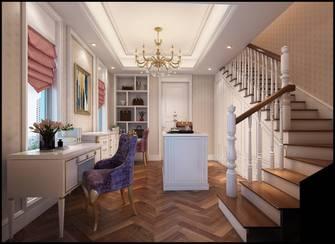 140平米别墅欧式风格衣帽间图